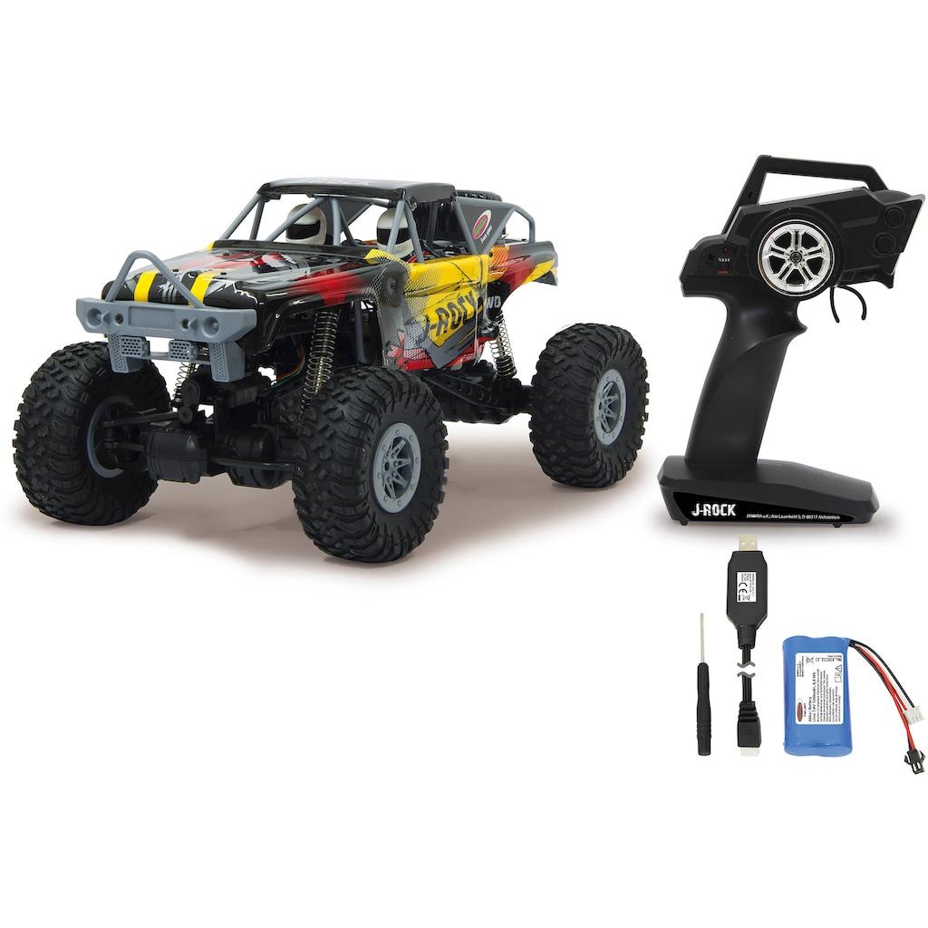 Jamara RC-Monstertruck »J-Rock Crawler 4WD 1:10 2,4 GHz«