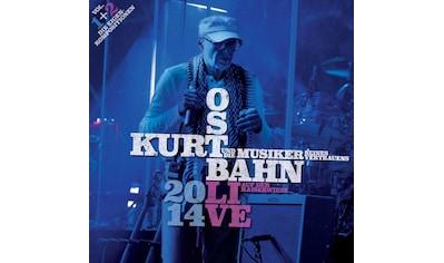 Vinyl »2014 Live auf der Kaiserwiese.Vol.1+2-Die Eige / Ostbahn,Kurt Und Die Musiker... kaufen