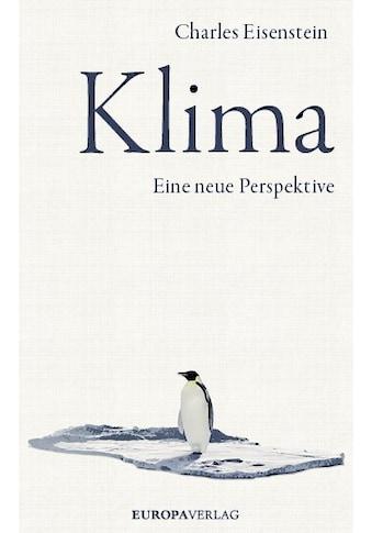 Buch »Klima / Charles Eisenstein, Jürgen Hornschuh, Eike Richter, Nikola Winter« kaufen