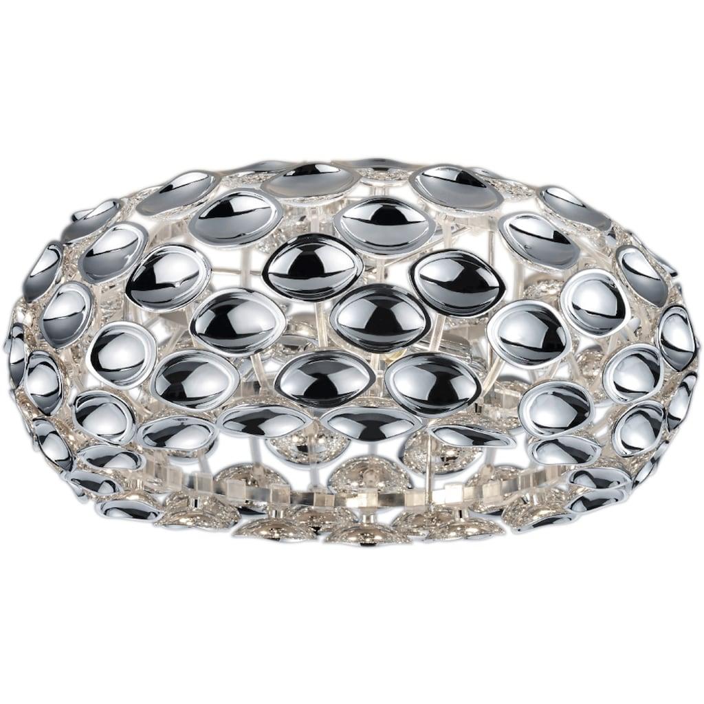 TRIO Leuchten Deckenleuchte »Spoon«, E14, Deckenlampe, Leuchtmittel tauschbar