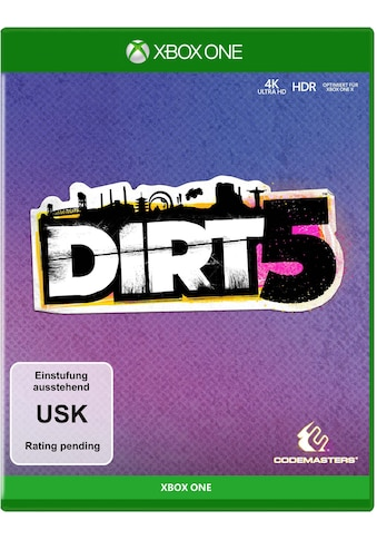 DIRT 5  -  Launch Edition Xbox One kaufen