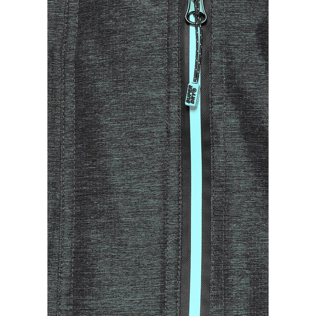 Superdry Windbreaker »ARCTIC VELOCITY WINDCHEATER«, mit kontrastfarbenen Details