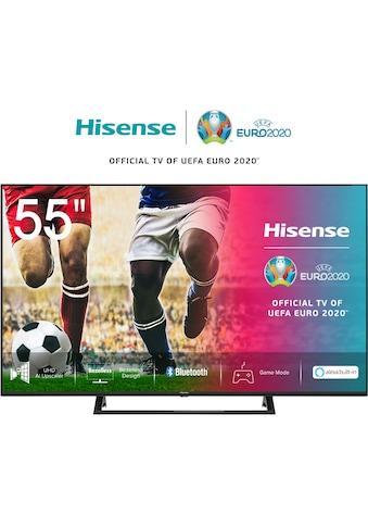 Hisense 55AE7200F LED - Fernseher (139 cm / (55 Zoll), 4K Ultra HD, Smart - TV kaufen