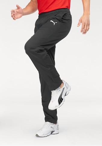 PUMA Sporthose »ESS ACTIVE WOVEN PANTS OP« kaufen
