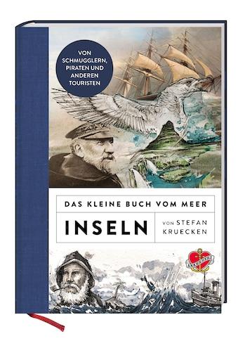Buch »Das kleine Buch vom Meer: Inseln / Stefan Kruecken, Olaf Kanter« kaufen