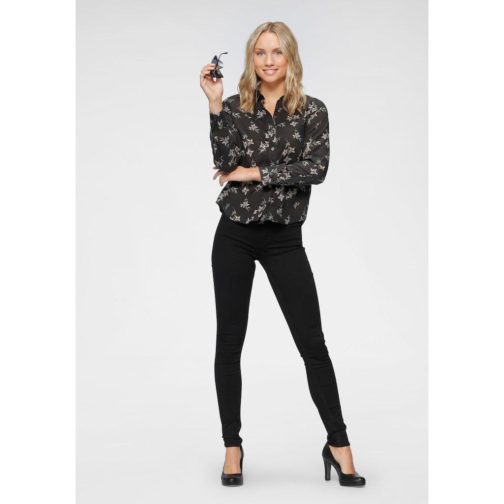 Levi's® Skinny-fit-Jeans »710 Super Skinny«, mit etwas niedrigerer Leibhöhe