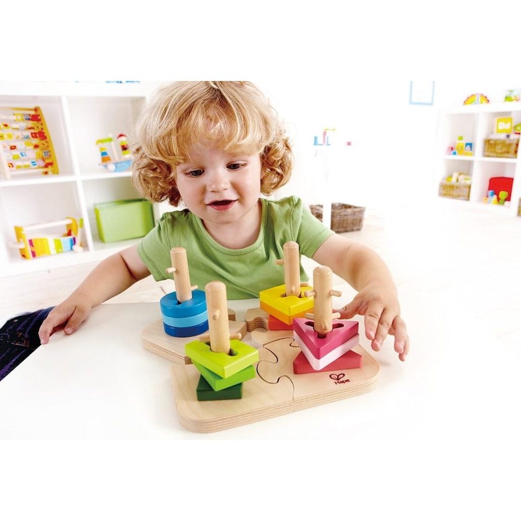 Hape Steckspielzeug