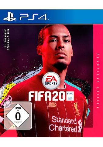 FIFA 20 Champions Edition PlayStation 4 kaufen