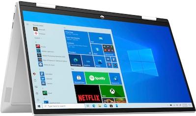 "HP Convertible Notebook »Pavilion x360 Convertible 15-er0200ng«, (39,6 cm/15,6 "" Intel... kaufen"