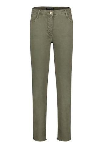 Betty Barclay 5-Pocket-Hose »mit offenem Saum« kaufen