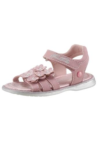 TOM TAILOR Sandale, mit Zierperlen geschmückt kaufen