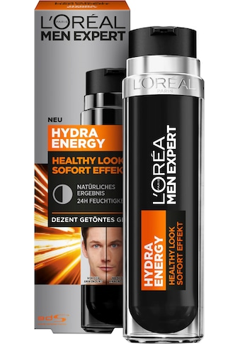 L'ORÉAL PARIS MEN EXPERT Getönte Gesichtscreme »Hydra Energy Healthy Look Sofort Effekt« kaufen