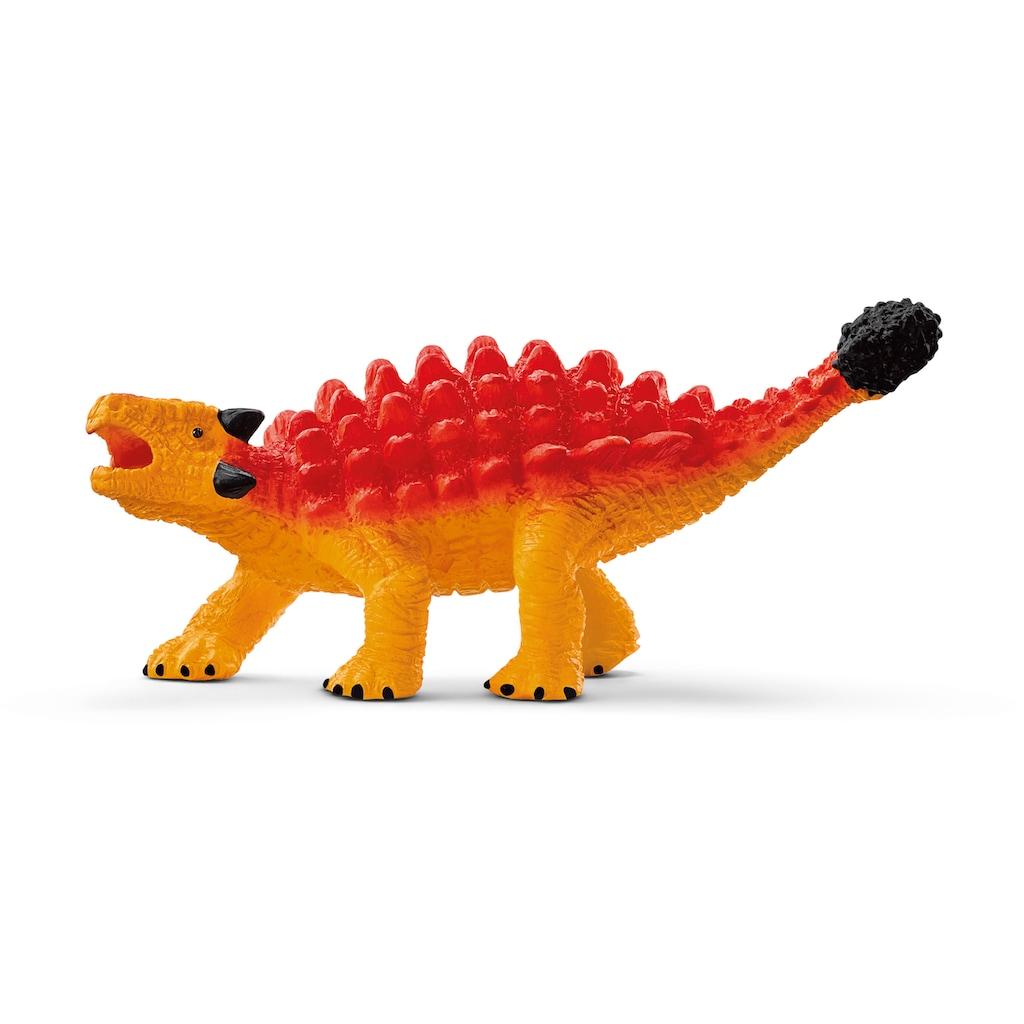 Schleich® Spielzeug-Quad »Dinosaurs, Flucht auf Quad vor Velociraptor (41466)«, Made in Europe