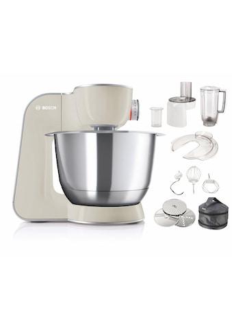 BOSCH Küchenmaschine CreationLine MUM58L20, 1000 Watt kaufen