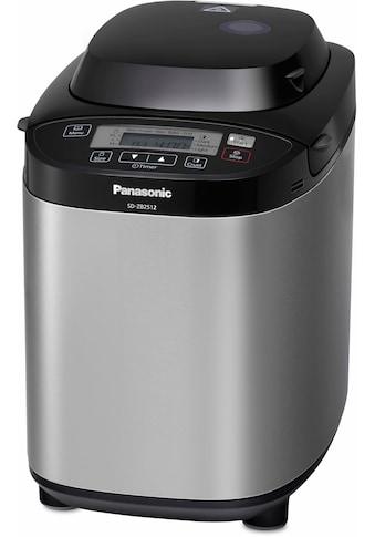 Panasonic Brotbackautomat SD - ZB2512KXE, 20 Programme, 550 Watt kaufen