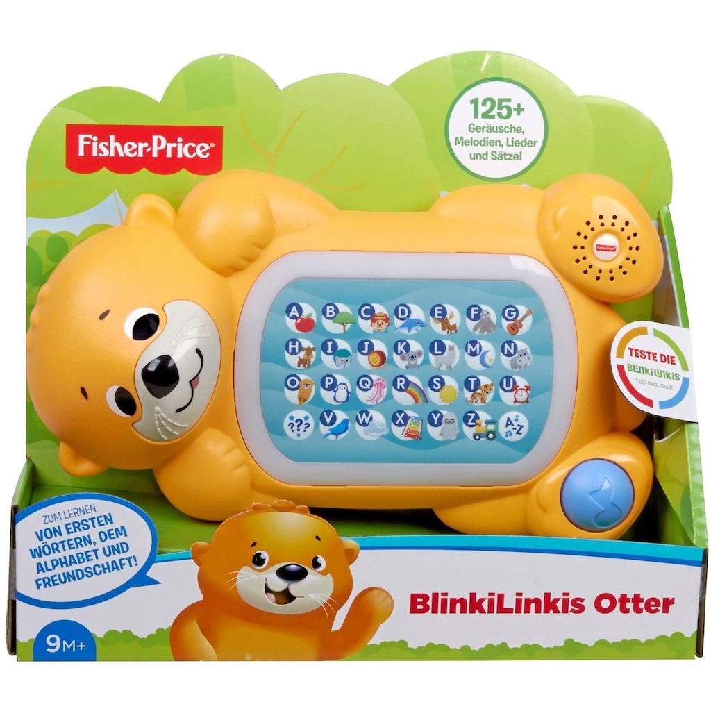 Fisher-Price® Lerntablet »BlinkiLinkis Otter«