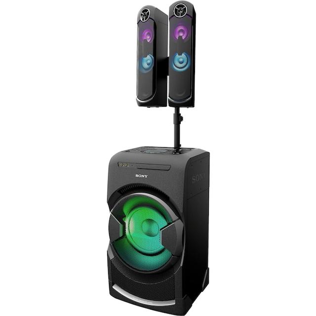 Sony »Sony MHC-GT4D« Party-Lautsprecher (Bluetooth, NFC)