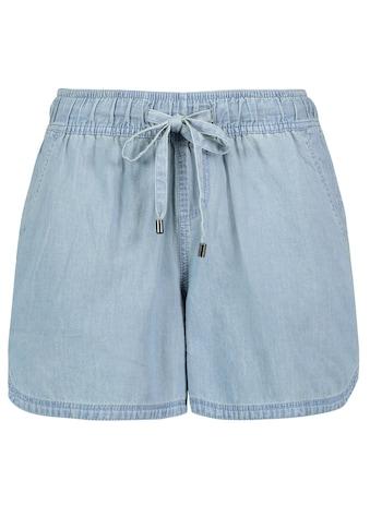 SUBLEVEL Shorts, aus leichtem Denim kaufen