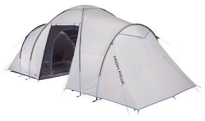 High Peak Kuppelzelt »Zelt Como 6.0«, 4 Personen, (mit Transporttasche) kaufen