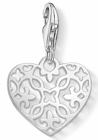 THOMAS SABO Charm-Einhänger »Arabesque-Herz, 1497-001-12« kaufen