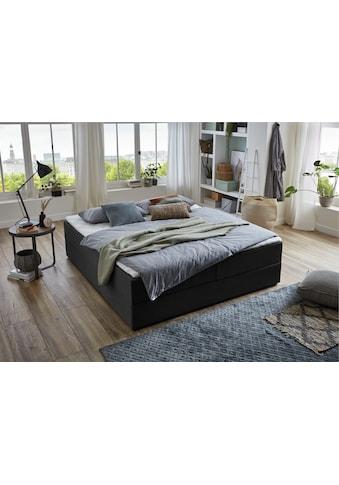ATLANTIC home collection Boxbett »Lucy«, ohne Kopfteil, frei im Raum stellbar, mit... kaufen