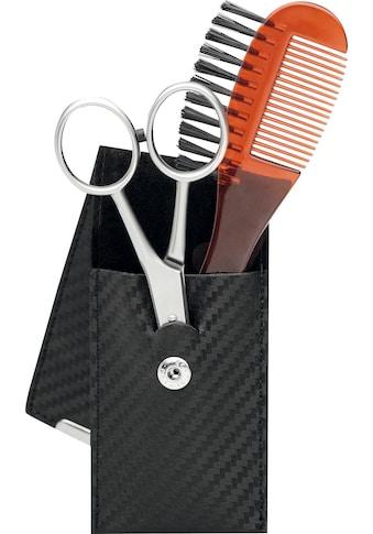 ERBE Bartschere, (Set, 2 tlg.), inkl. Nasenhaarschere kaufen
