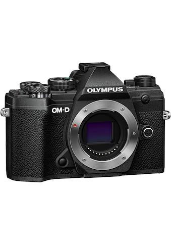 Olympus Systemkamera »OM-D E-M5 Mark III Body«, Bluetooth-WLAN (Wi-Fi) kaufen