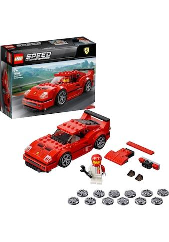 """LEGO® Konstruktionsspielsteine """"Ferrari F40 Competizione (75890), LEGO® Speed Champions"""" kaufen"""