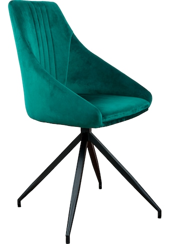 Kayoom Polsterstuhl »Stuhl Martha 110«, mit Drehfunktion kaufen