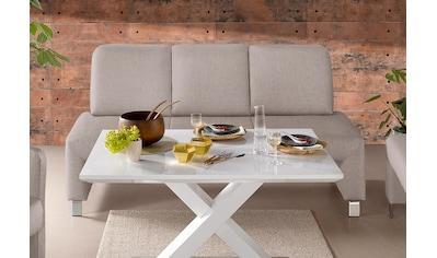 exxpo - sofa fashion Polsterbank »Intenso«, Frei im Raum stellbar kaufen
