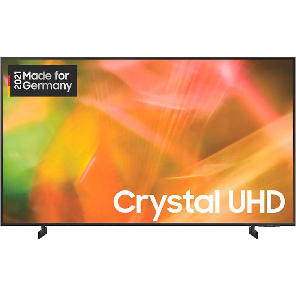 """Samsung LED-Fernseher »GU55AU8079U«, 138 cm/55 """", 4K Ultra HD, Smart-TV"""