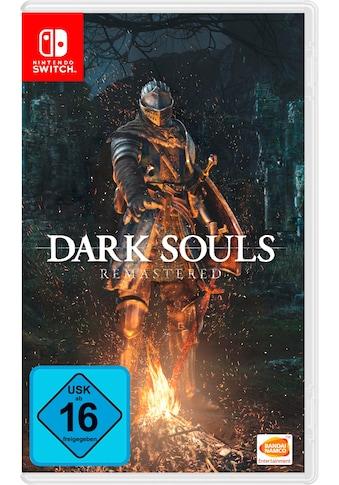 Switch Dark Souls Remastered Nintendo Switch kaufen