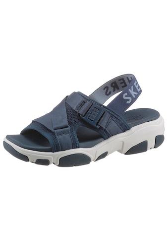 Skechers Sandale »Daddy-O - Dibs«, mit Yoga Foam-Dämpfung kaufen