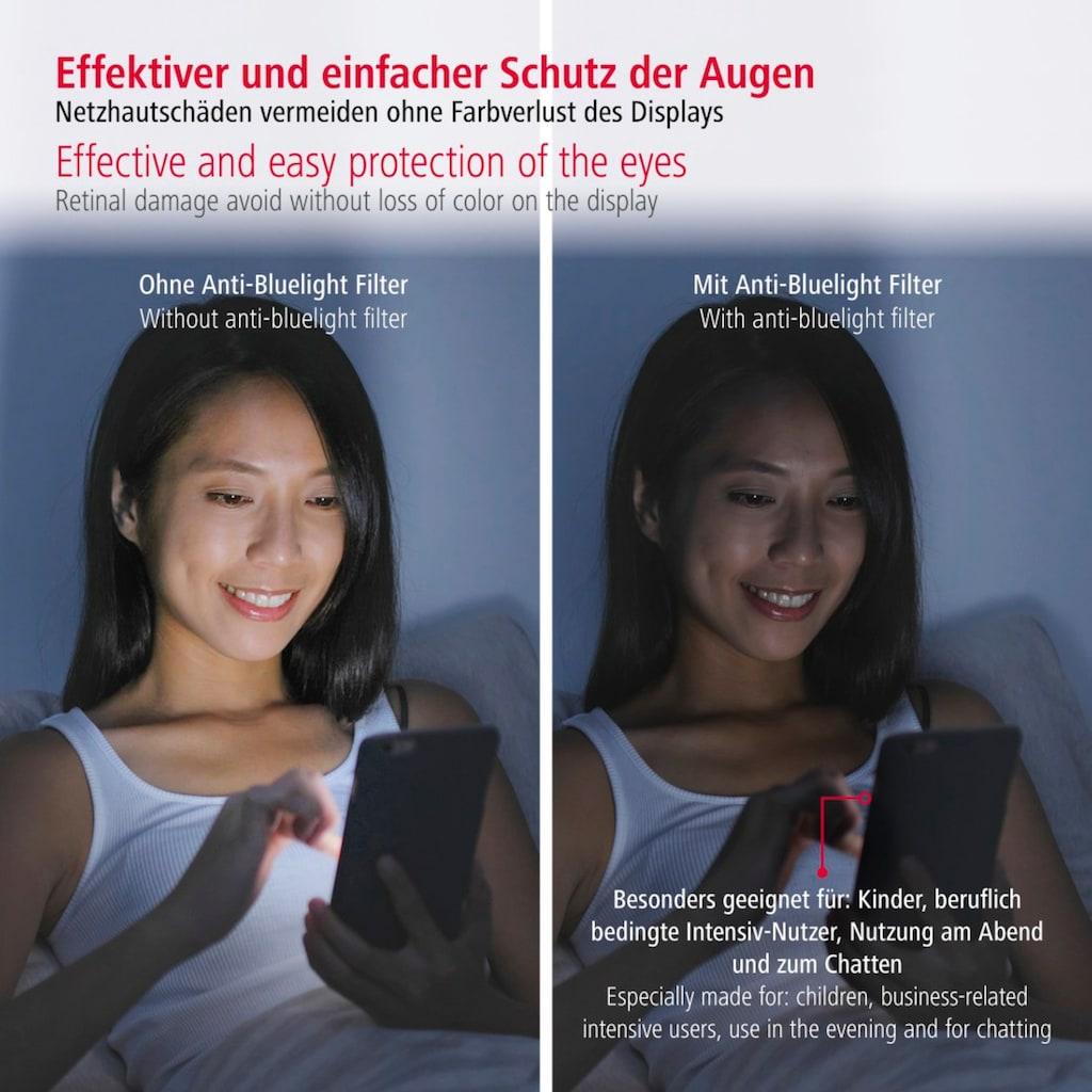 Hama Displayschutzglas »antibakterielles Schutzglas«, für Samsung Galaxy A21s