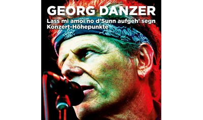 Vinyl »LASS MI AMOI NO D'SUNN AUFGEH' SEGN - HOEHEPUNKTE / Danzer,Georg« kaufen