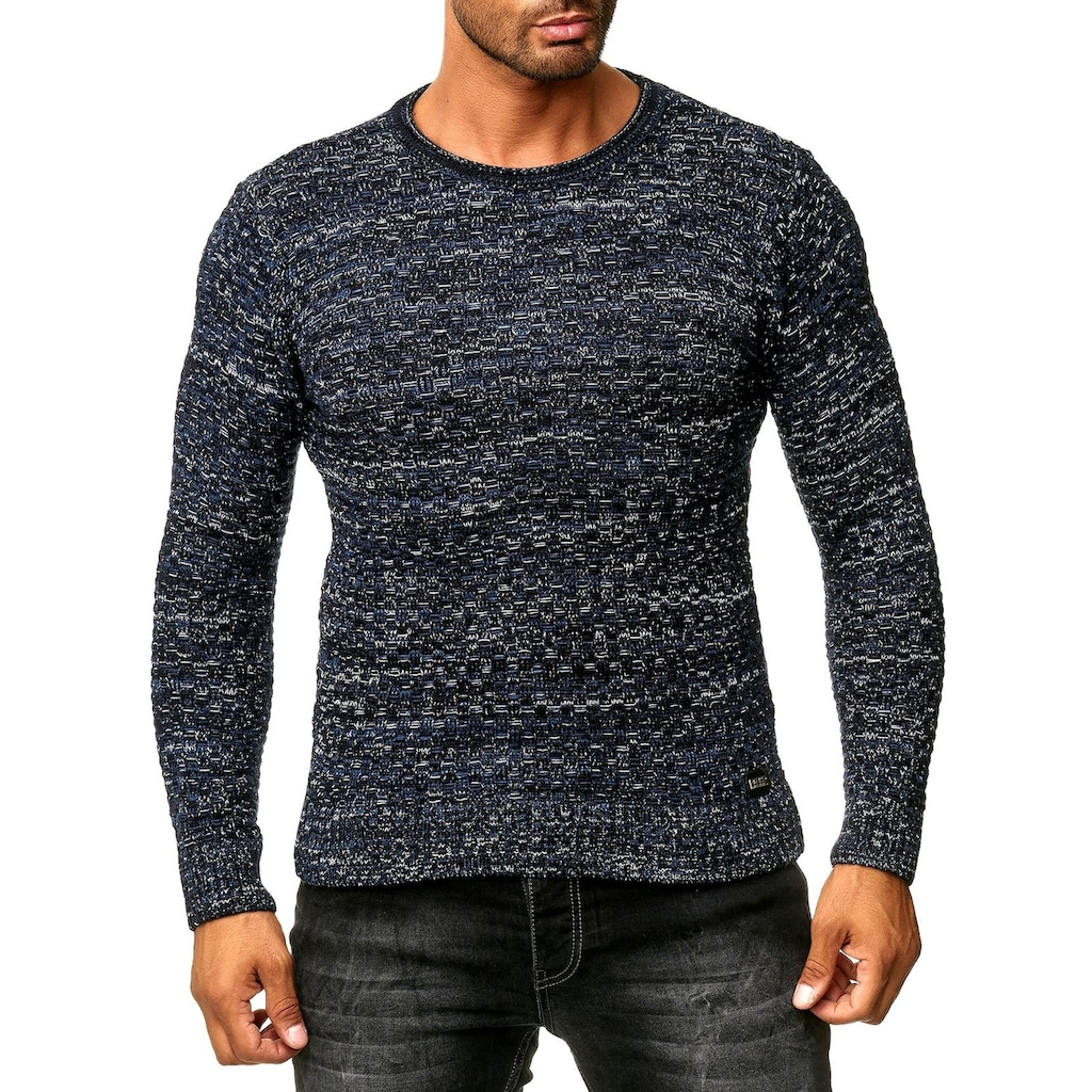 Rusty Neal Pullover im Casual-Look