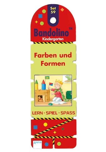Buch »Bandolino Set 59. Farben und Formen / Friederike Barnhusen, Bianca Johannsen« kaufen