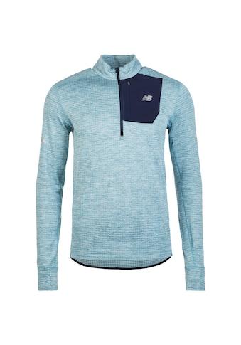 New Balance Laufshirt »Heat Quarter - zip« kaufen