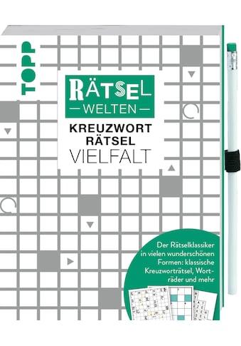 Buch »Rätselwelten - Kreuzworträtsel Vielfalt | Der Rätselklassiker in vielen... kaufen