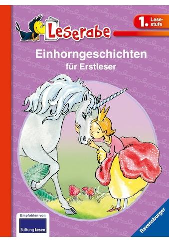 Buch »Einhorngeschichten für Erstleser / Markus Grolik, THiLO, Lila L. Leiber« kaufen