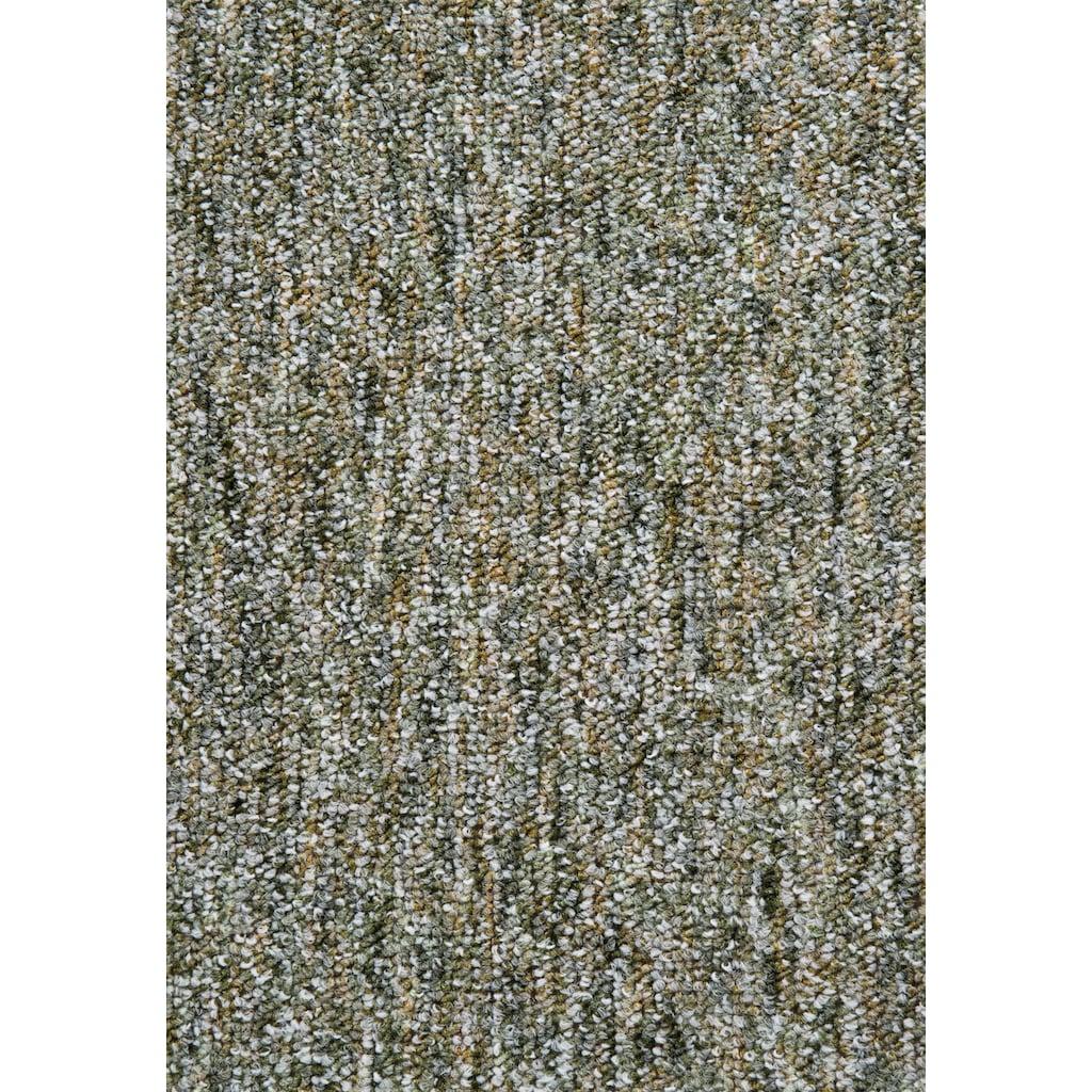 Andiamo Teppichboden »Gambia grün«, rechteckig, 7 mm Höhe, Meterware, Breite 500 cm, Länge frei wählbar