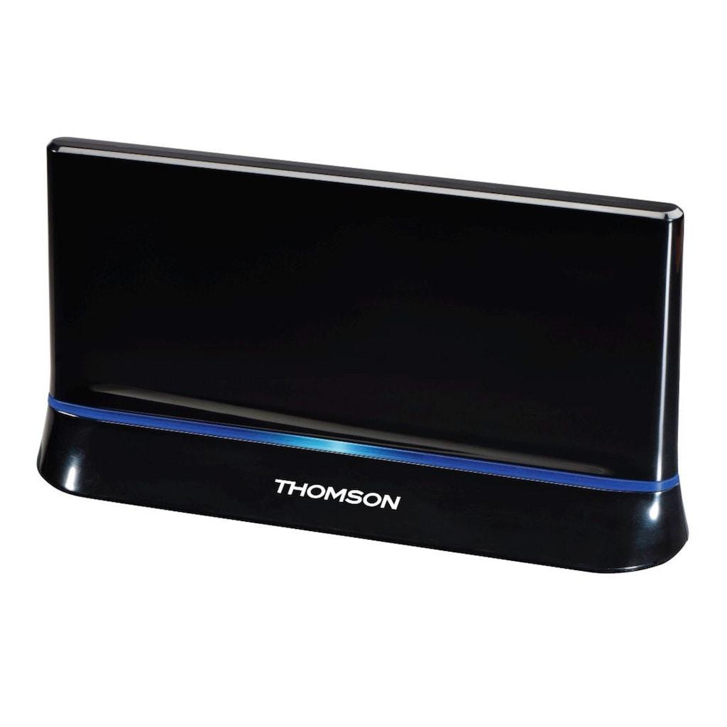 Thomson DVB-T2 Zimmerantenne für TV u. Radio, DAB/HDTV/3D