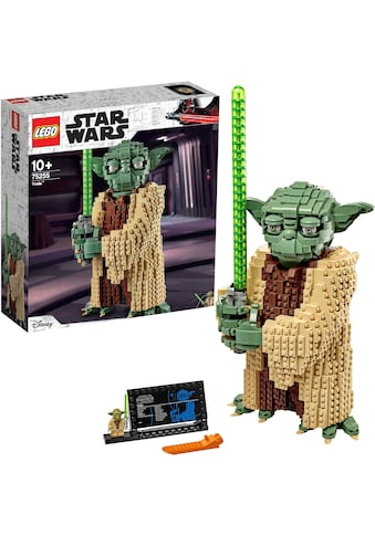 LEGO® Konstruktionsspielsteine »Yoda™ (75255), LEGO® Star Wars™«, (1771 St.), Made in Europe kaufen