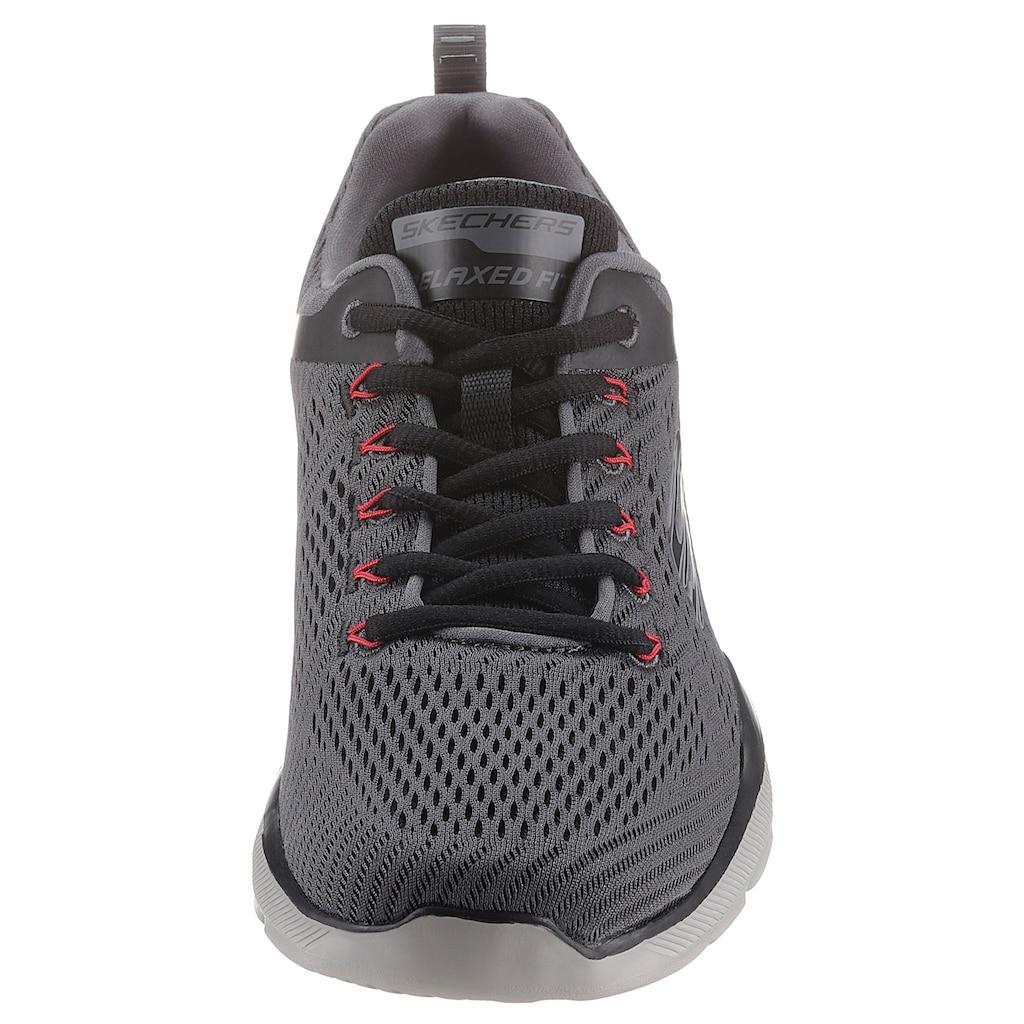 Skechers Sneaker »Equalizer 3.0«, mit Air-Cooled Memory Foam