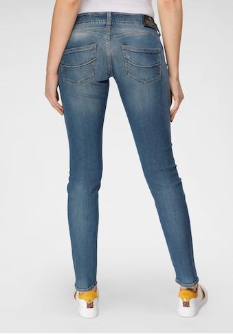 Herrlicher Slim-fit-Jeans »GILA SLIM REUSED DENIM«, Nachhaltige Premium-Qualität... kaufen