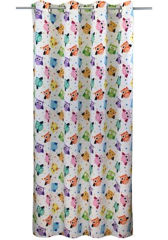 Vorhang, »Melli«, VHG, Ösen 1 Stück kaufen