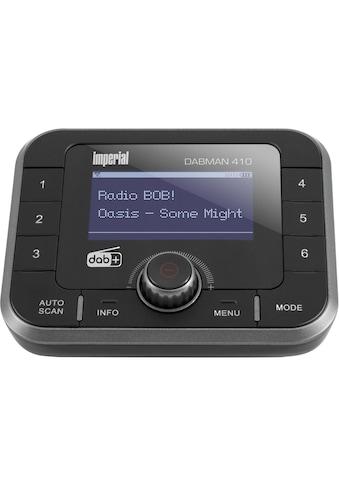 IMPERIAL Audio-Adapter »Dabman 410«, (Bluetooth Digitalradio (DAB+) ), für die Stereoanlage (DAB+,UKW,Bluetooth,Akku) kaufen