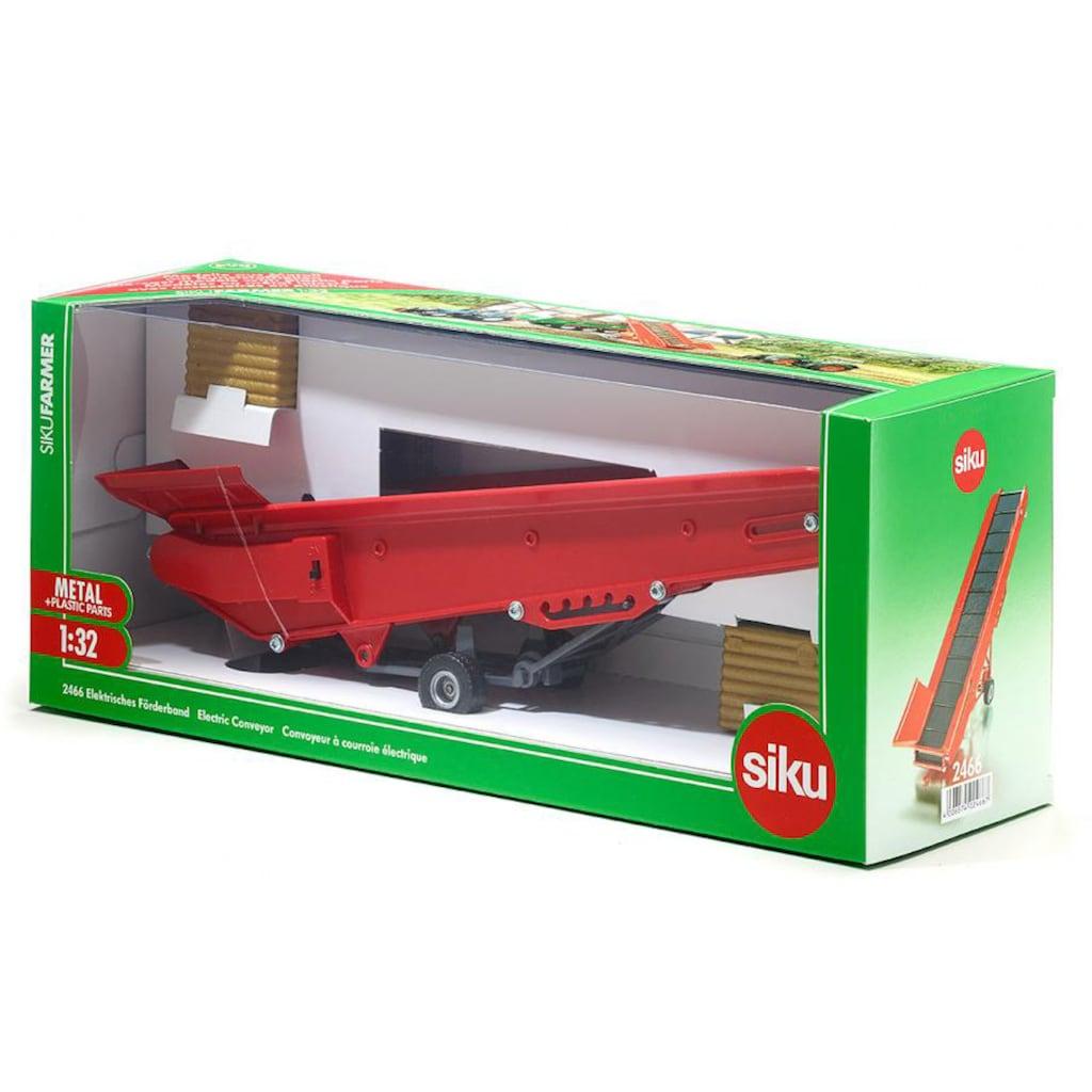 Siku Spielzeug-Traktor »SIKU Farmer, Elektrisches Förderband«