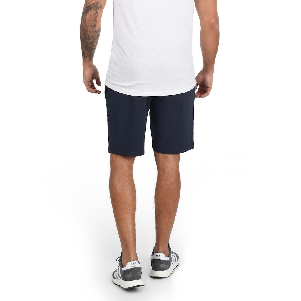 Solid Sweatshorts »Tamp«, kurze Hose aus Organic Cotton