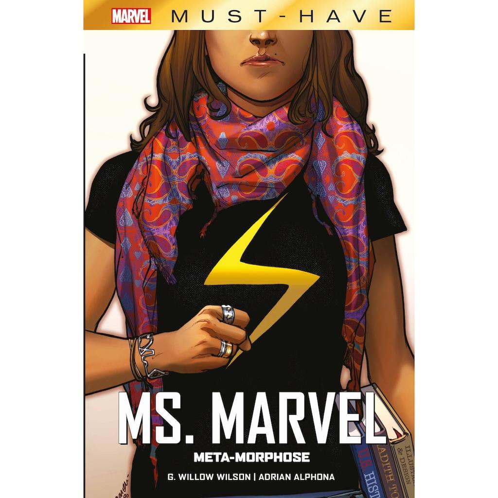 Buch »Marvel Must-Have: Ms. Marvel: Meta-Morphose / G. Wilow Wilson, Adrian Alphona, Carolin Hidalgo«